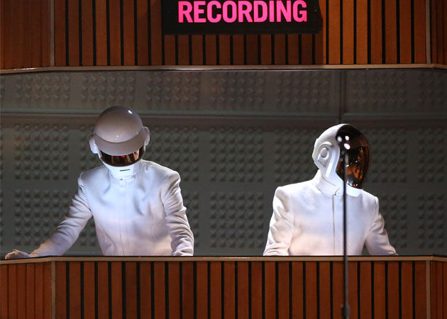 Grammys 2014: Daft Punk gets lucky with five wins