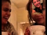 Singers Selena, Taylor and Demi bond over tea