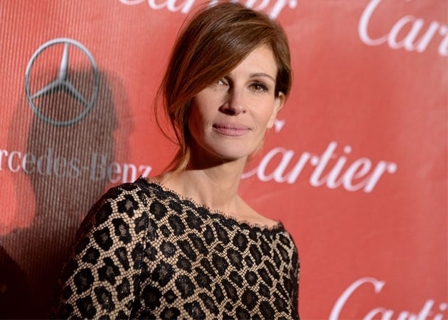 Julia Roberts: Am dedicated to family, friends