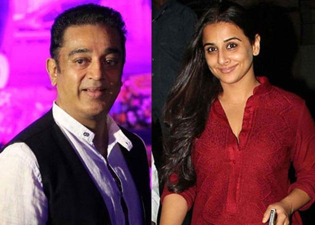 Actor Kamal Haasan, Vidya Balan to get Padma honours
