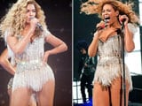 Beyonce Knowles worked hard for post baby figure