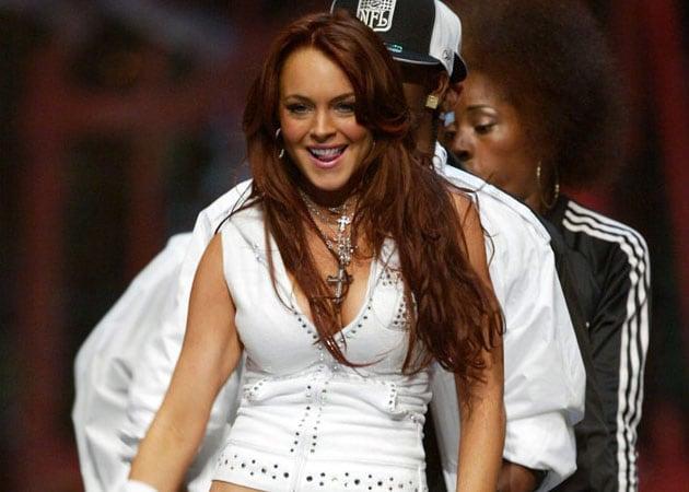 Lindsay Lohan dating British student