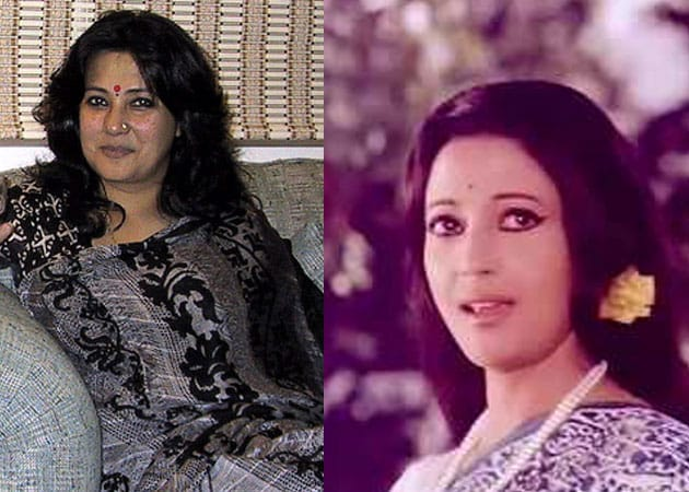Moon Moon Sen may author coffee table book on mother Suchitra Sen