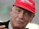 Niki Lauda, racing legend, will present at the Golden Globes