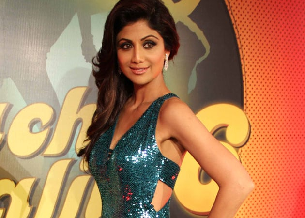 Shilpa Shetty to perform aerial act for Nach Baliye grand finale