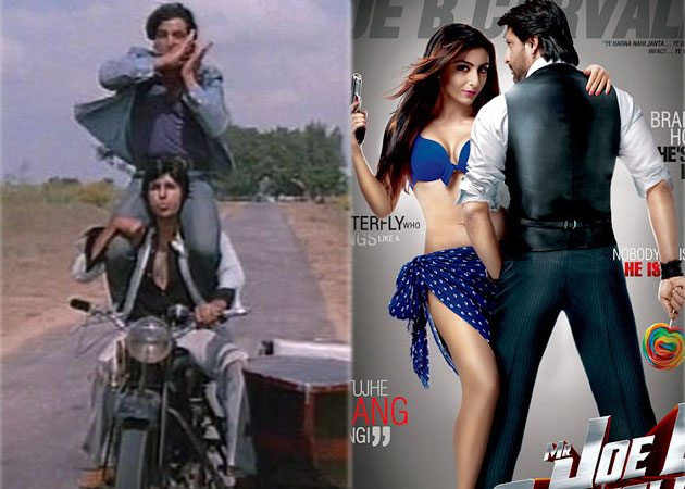 Sholay 3D, Mr Joe B Carvalho get lukewarm response at box office