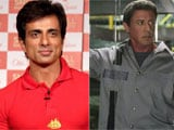 Sonu Sood wants to dub for Sylvester Stallone