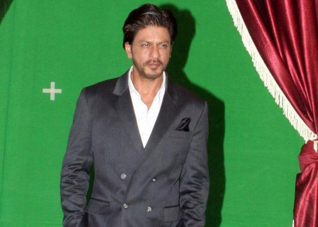 When Shah Rukh Khan did