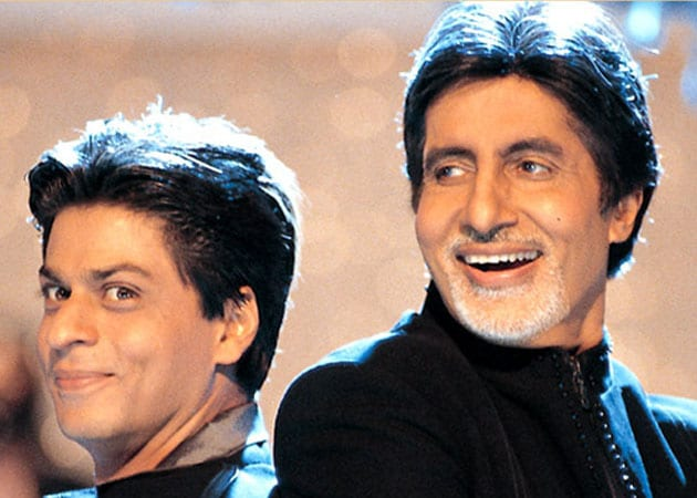 Amitabh Bachchan hopes to perform with Shah Rukh Khan 'later'