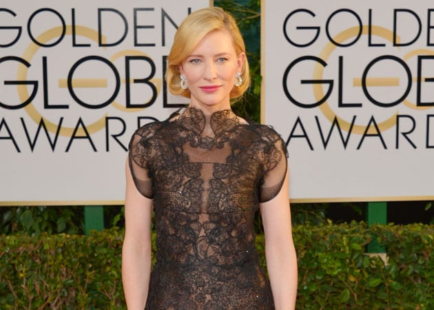 Golden Globes 2014: An all-star line-up on the red carpet