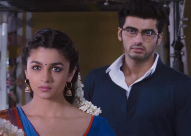 2 States trailer: 'Madrasi' Alia, Punjabi Arjun and their warring parents