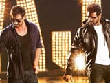 Ajay Devgn couldn't escape dance in <i>Action Jackson</i>