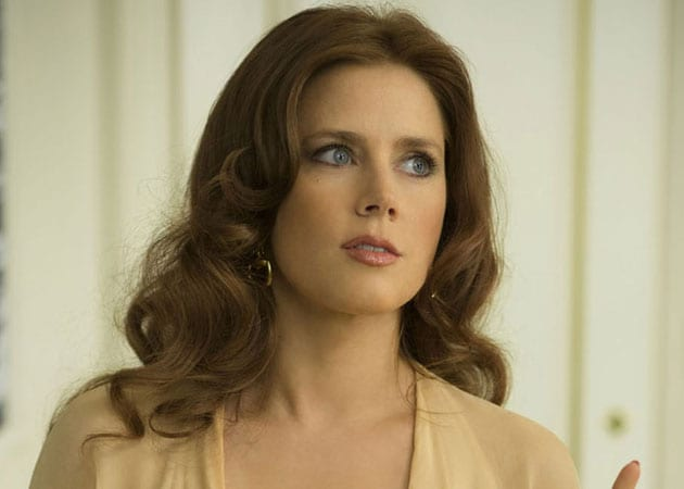 Oscars 2014: Amy Adams wins best movie dialogue for American Hustle in global poll