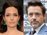 Robert Downey Jr, Angelina Jolie are the highest paid actors in Hollywood