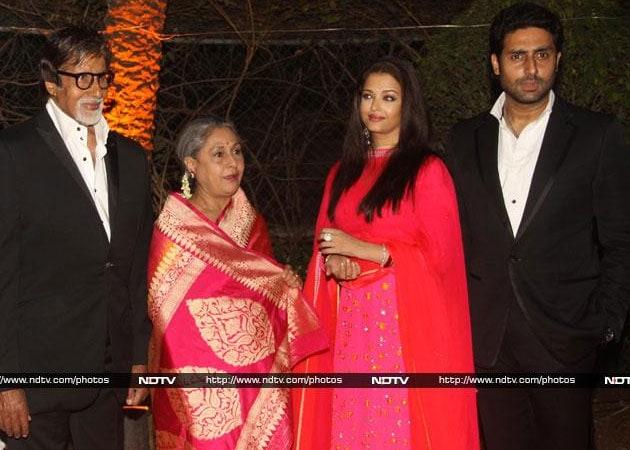Ahana Deol's wedding: Bachchans, Shah Rukh among A-list guests