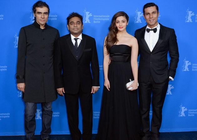 Imtiaz Ali overwhelmed at Highway's Berlinale premiere