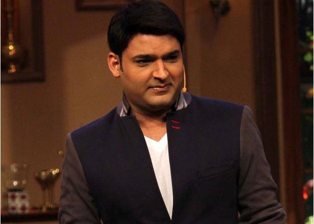 Kapil Sharma will make big screen debut with Yash Raj Films' Bank-Chor