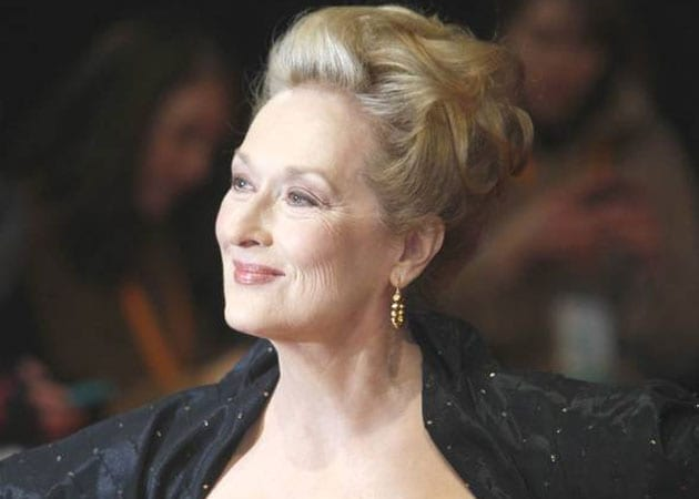 Meryl Streep to play political activist