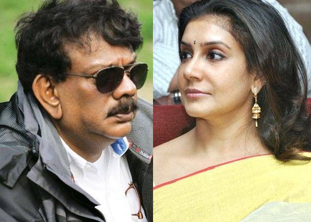 Priyadarshan: Lissy and I are together