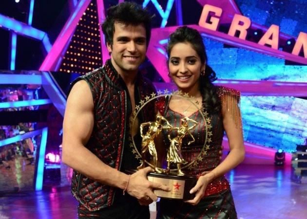 Rithvik Dhanjani, Asha Negi win Nach Baliye 6