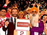 Indian wins 250,000 pounds on British TV game show