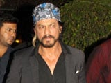 Injured Shah Rukh Khan resumes work, won't do 'heavy scenes'