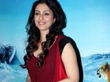 Tabu discharged from hospital after having breathing problems