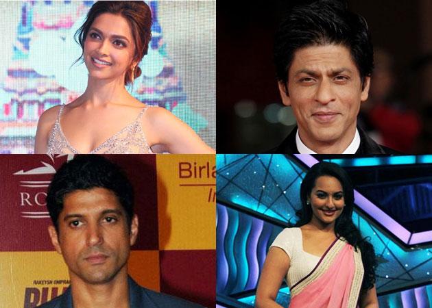 Zee Cine Awards 2014: Shah Rukh Khan, Deepika Padukone's  Chennai Express outruns Farhan Akhtar