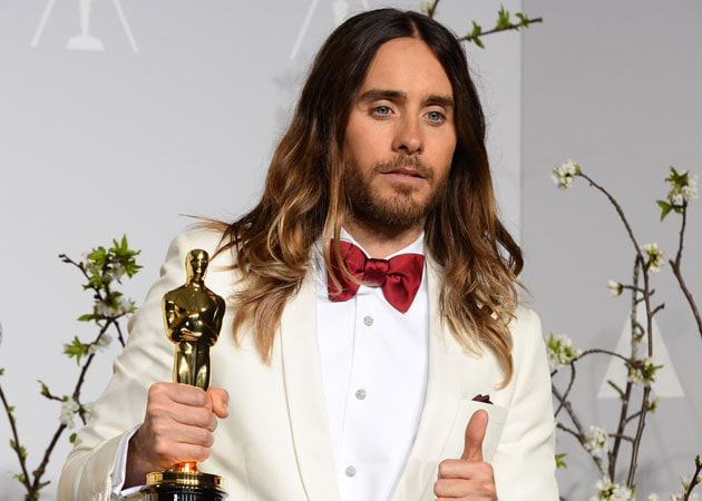 Oscars 2014: Jared Leto is not missing any Oscar glory