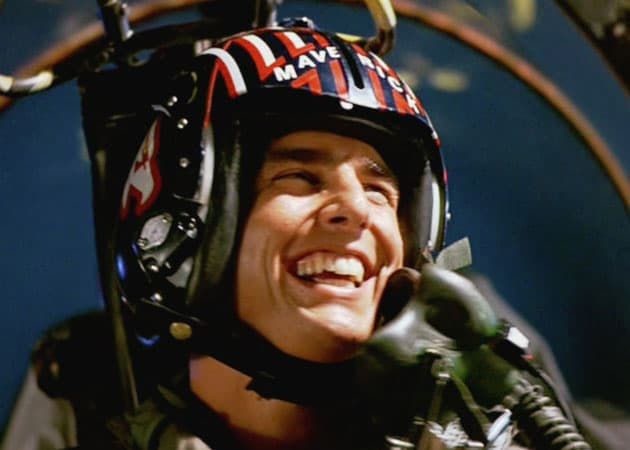 Tom Cruise to beat drones in Top Gun 2?