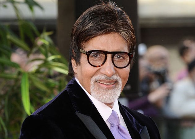 Amitabh Bachchan: Not in the same race as the younger lot