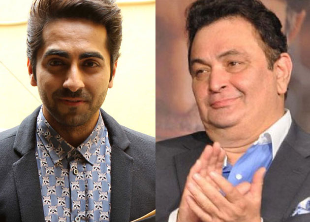 Ayushmann Khurrana: Have become a one-take artiste because of Rishi Kapoor