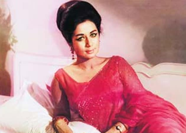 Actress Nanda dies in Mumbai at 75 - NDTV Movies