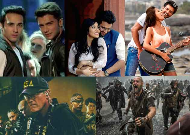 Today's big releases: Dishkiyaoon, O Teri