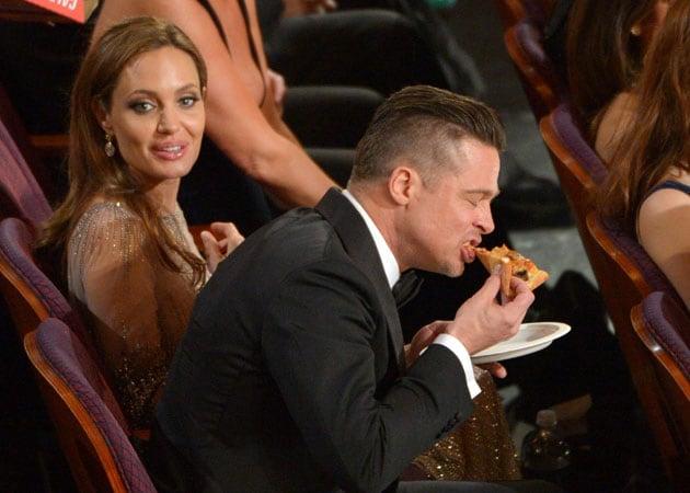Oscars 2014: Those pizzas weren't props