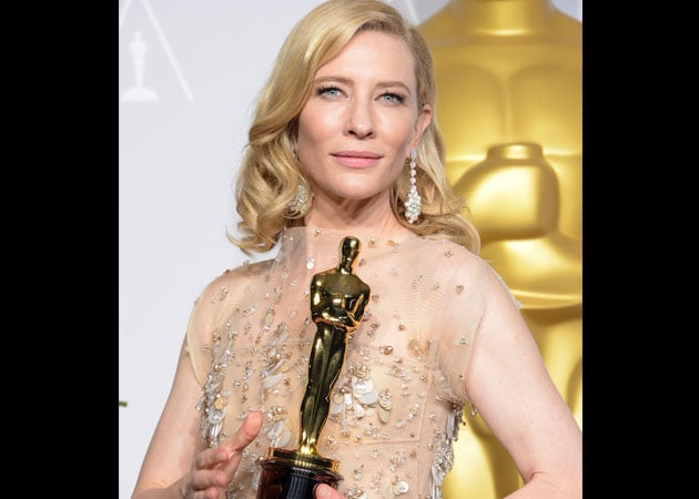 Oscars 2014: Cate Blanchett gets a tattoo to celebrate her win