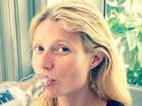 Gwyneth Paltrow posts no-make up selfie on Twitter
