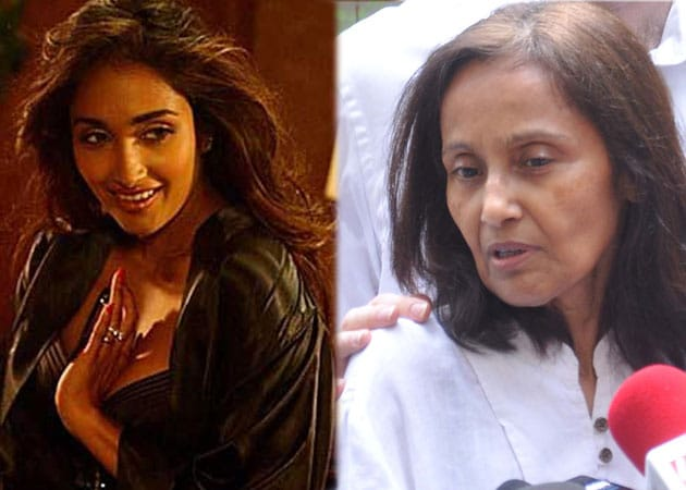 Jiah Khan death: mother conducts sting operation
