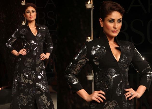 Kareena Kapoor: Saif doesn't like taking the ramp