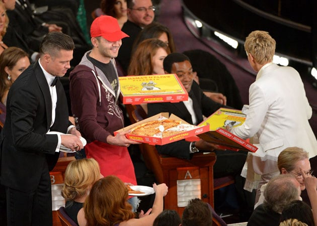 Oscars 2014: Pizza delivery man gets $1,000 tip