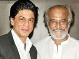 Shah Rukh Khan: I am a big Rajinikanth fan