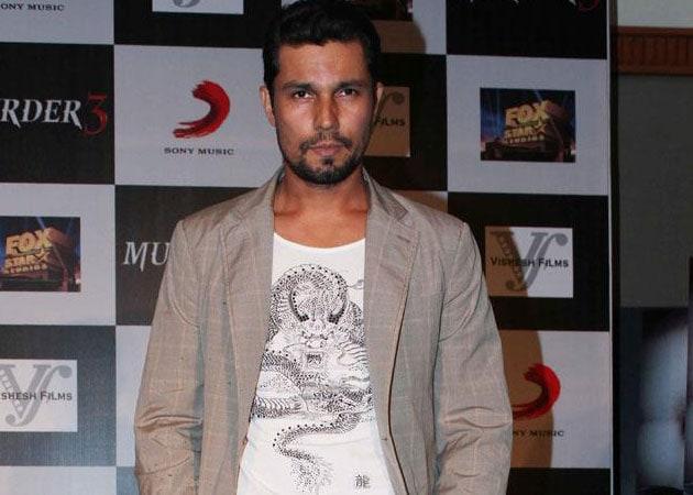 Randeep Hooda: Want a break from dark roles