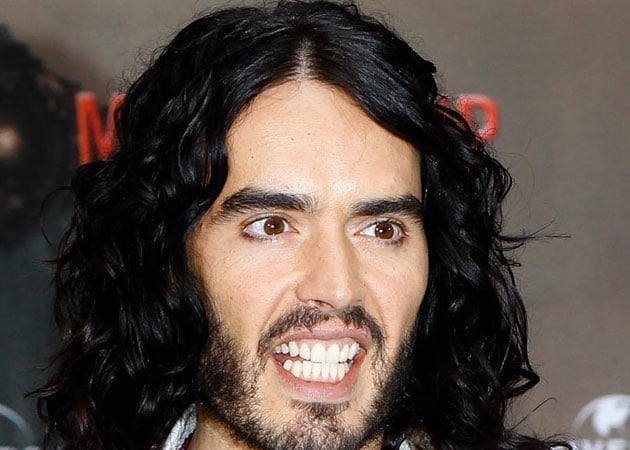 Russell Brand plans to buy property In India