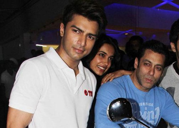 Salman Khan bends rules for Kamaal Amrohi's grandson
