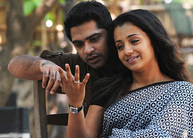 Simbu, Trisha to reunite for Selvaraghavan's film