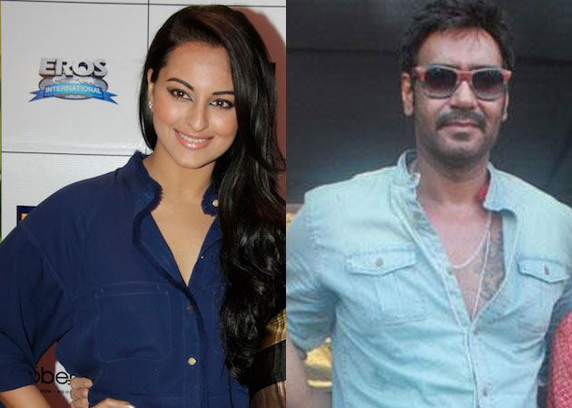 Aamir Khan, Ajay Devgn, Sonakshi Sinha win Golden Kela Awards