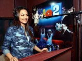 Sonakshi Sinha sings for the first time in Hindi <i>Rio 2</i>