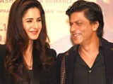 Katrina to team up again with Shah Rukh Khan?