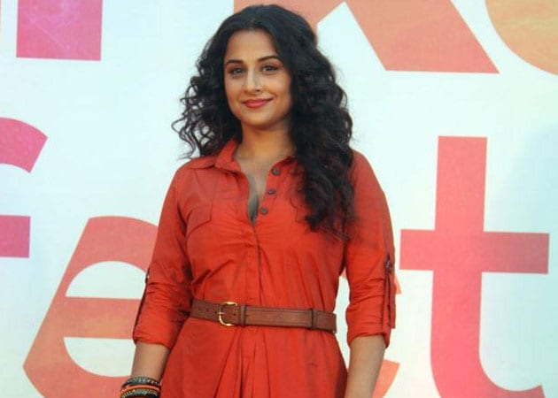 Vidya Balan: No plans to join politics