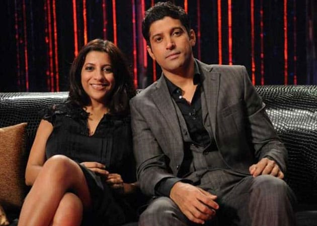 Farhan Akhtar: Zoya is really good at what she does
